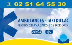 Logo Ambulances du Lac